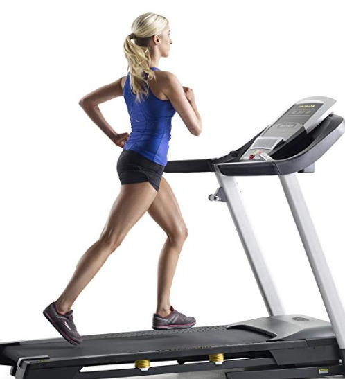 The Gold's Gym 720 Trainer offers excellent shock absorption.