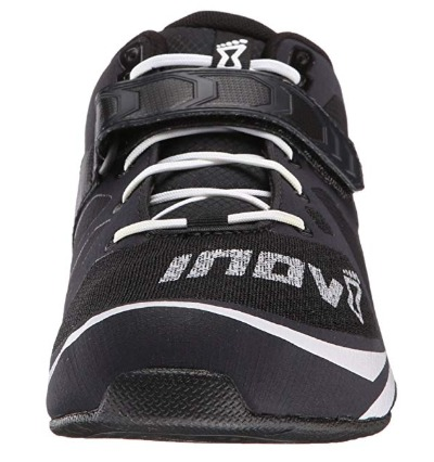 The Inov-8 Fastlift 325 is made of synthetic fabrics and rubber.