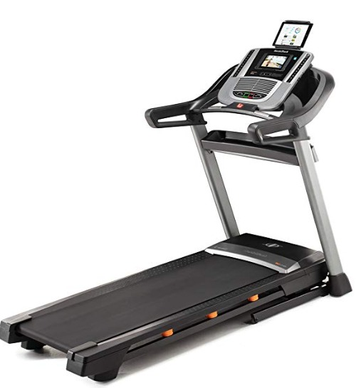 The NordicTrack C 990 treadmill offers a free year of iFit training.