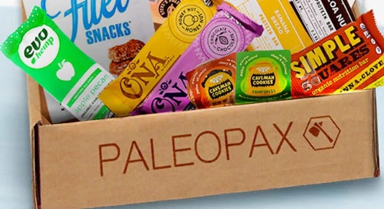 The Paleo Paz box comes in three sizes