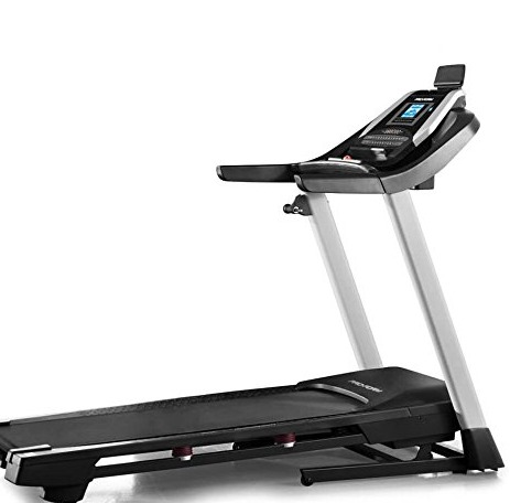 The ProForm 505 CST treadmill has a few advanced features.