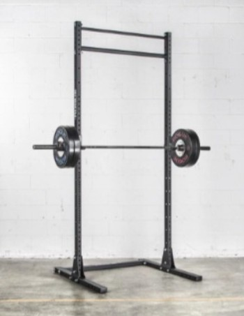 The Rogue S 3 squat stand is an upgrade to the S 2.