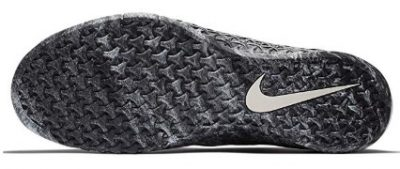 The Nike Metcon 4 has a lot of traction in the outsole.