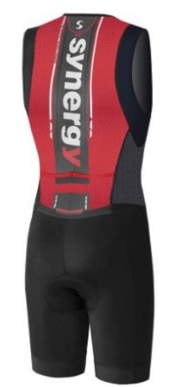 Synergy Tri Suit Back view