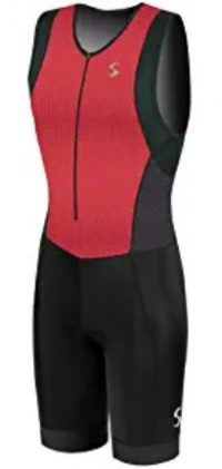 Synergy Tri Suit Front View