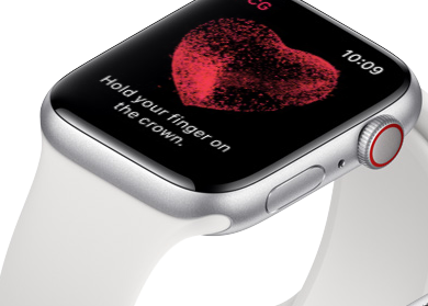 The Apple Series 5 watch is compatible with dozens of apps.