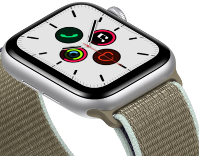 The Apple Series 5 watch offers 32 gb of music storage.