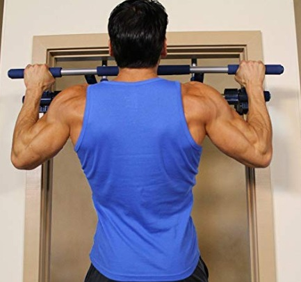 The Gym1 Power Fitness Package offers 3 grip positions for pull ups.