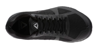 The Reebok Speed TR is durable and resists stains.