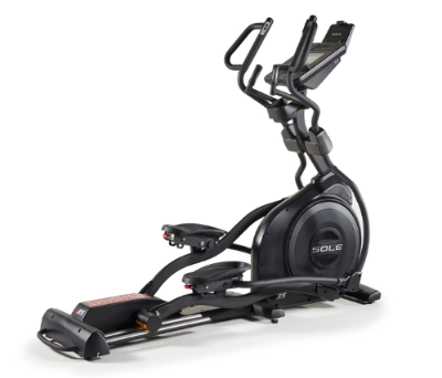 The Sole Fitness E35 Elliptical Trainer has built in workouts.