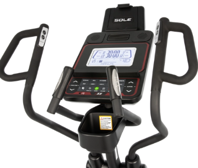 The Sole Fitness E35 elliptical trainer is often on sale.