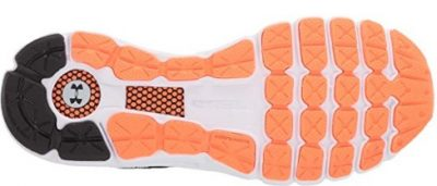 under armour rubber sole