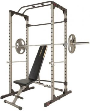 Fitness Reality 810XLT Power Rack Review - Garage Gym Builder