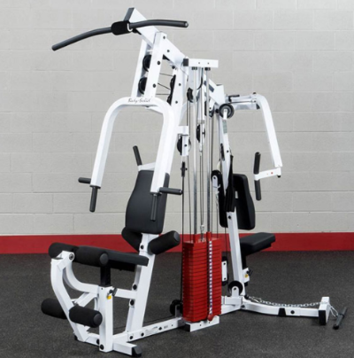 The Body Solid EXM 2500S offers a total body workout.