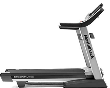 The NordicTrack 1750 opens up dozens of new workouts.