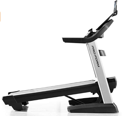 The ProForm 9000 treadmill comes with a year of iFit.