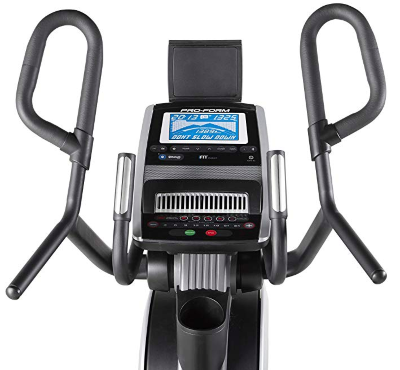 Proform Cardio HIIT is ergonomic