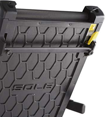 The Sole F80 console has a reversible run deck to increase working life.