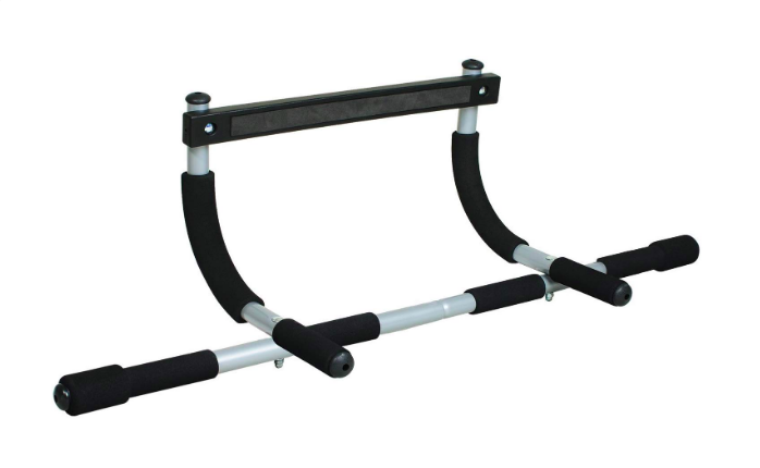 Iron Gym Pull Up Bar Full View