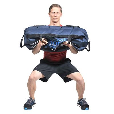 ultimate bodypress bags in use