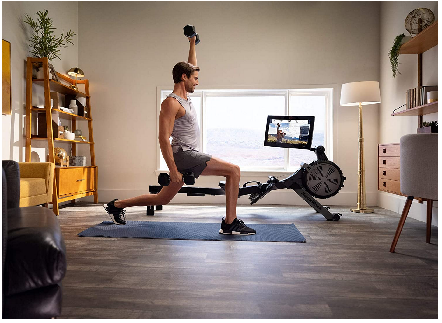 NordicTrack RW Rower Review