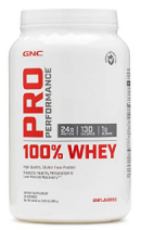 image of GNC Pro Performance 100 Whey Protein