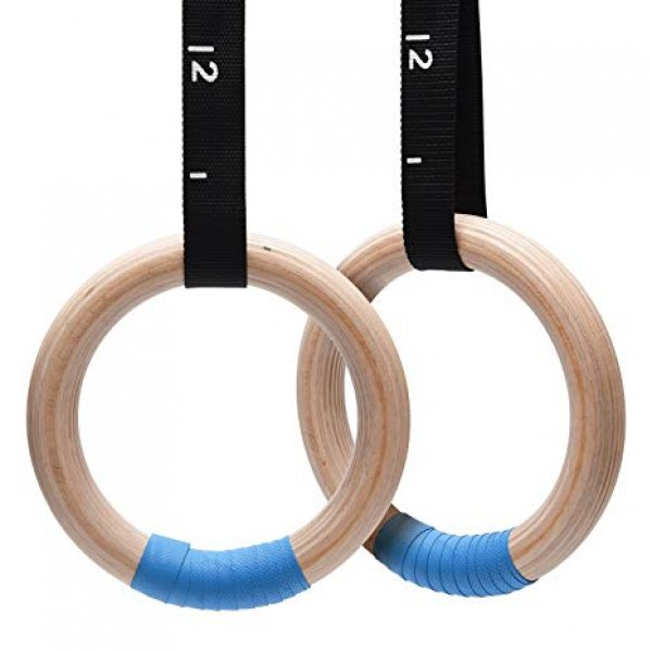 Top 6 Best Gymnastic Ring Reviews  for gymnasts
