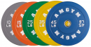AMGYM Olympic weights
