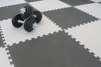 Best Home Gym Flooring Reviews for the finishing touch to a gym