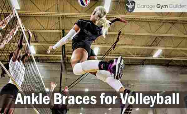 Best Ankle Braces for Volleyball Review 2019
