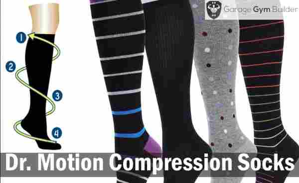 Dr. Motion Compression Socks Review 2019