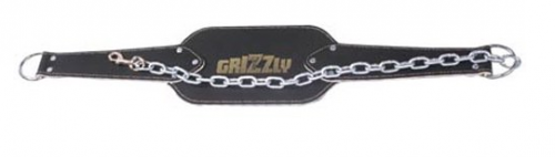 Grizzly Fitness Leather