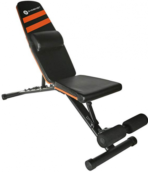 foldable weight bench Gymenist Exercise Bench