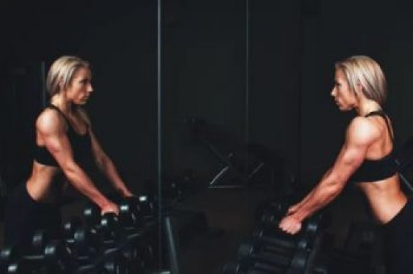 How many exercises per muscle group to build muscle