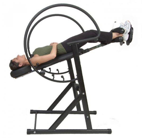 The Best Inversion Tables  for home or gym training