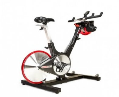 Go Plus Adjustable Exercise Bike for regulat fitness exercise at home