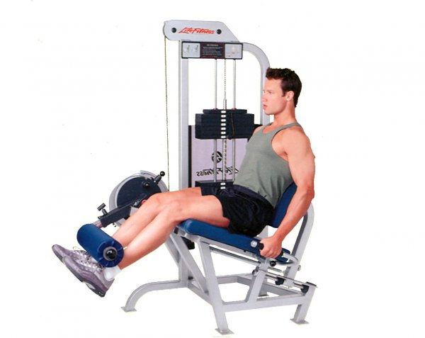 The Top 10 Leg Extension Machines for building up legs muscles