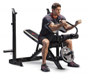 Marcy Adjustable Olympic Weight Bench