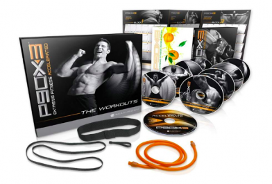 Our review of the P90x3 fitness program