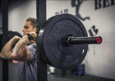 Our review of the Ohio Bar from Rogue Fitness