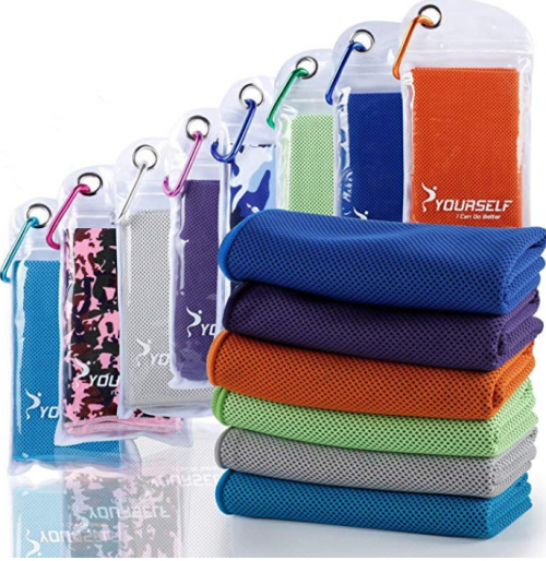image of SYOURSELF cooling towel