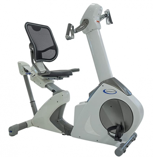 HCI Fitness PhysioCycle XT Recumbent Bike with Arms