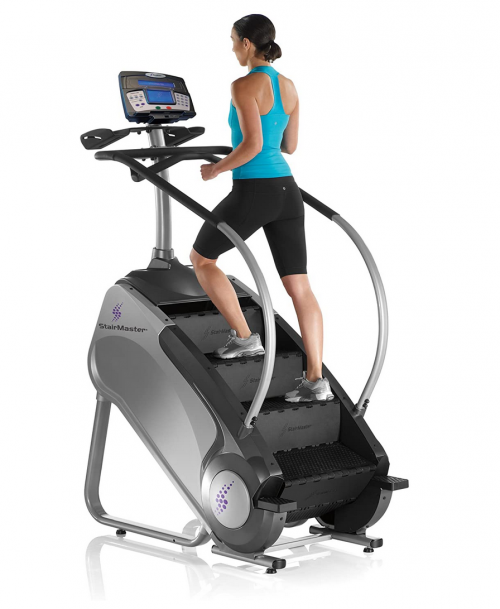 StairMaster SM5 StepMill with 2 Window LCD Console 2