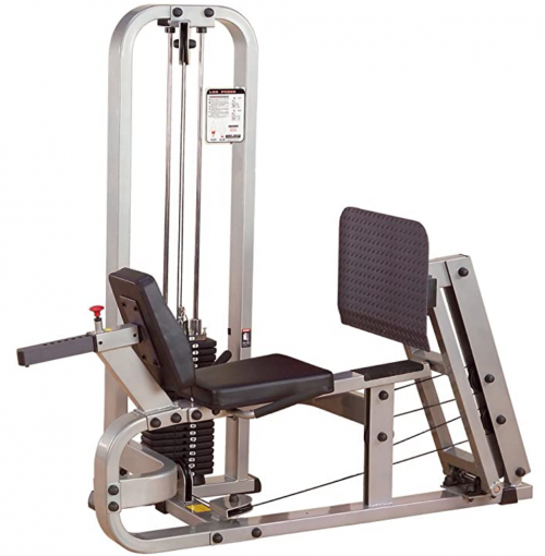 Body-Solid ProClubLine Leg Extension Machine with 210-Pound Weight Stack