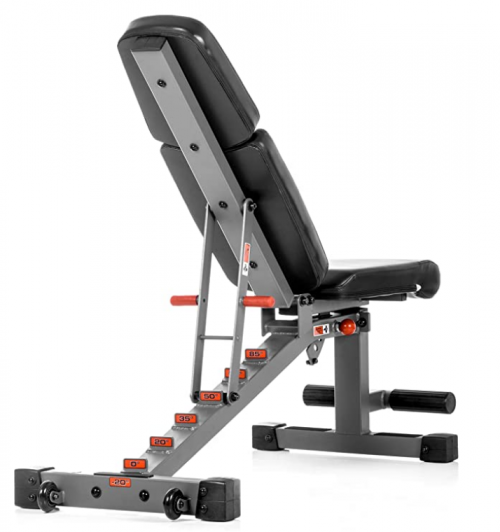 XMark Adjustable Dumbbell Weight Bench XM-7630 2