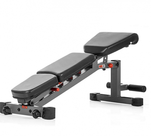 XMark Adjustable Dumbbell Weight Bench XM-7630 3