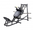 IRON COMPANY SportsArt Fitness A989 Plate Loaded Hack Squat for Club Use