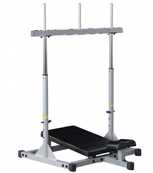 Body-Solid Powerline PVLP156X Vertical Leg Press for Squats
