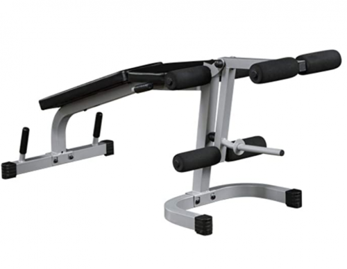 Body-Solid Powerline PLCE165X Leg Extension and Curl Weight Machine for Home Gym Workouts