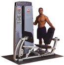 Body-Solid DCLP-SF Pro Clubline Pro Dual Adjustable Leg and Calf Press Machine
